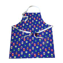 Beginner's Neon Happy Face Adjustable Apron Sewing Kit in 2 Colours